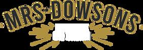 Logo Mrs Dowsons Ice Cream