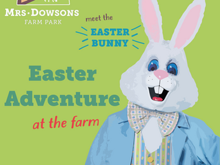 EASTER ADVENTURE at the farm