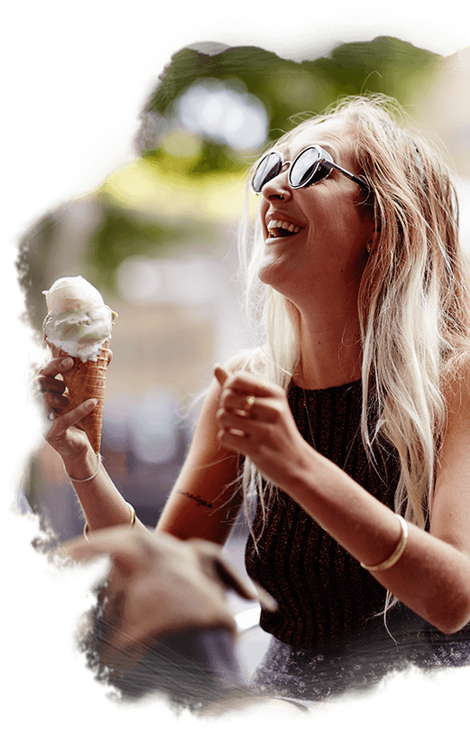 Mrs Dowsns Ice Cream