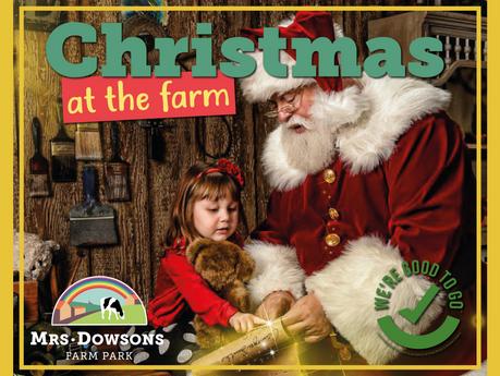 Christmas at the Farm!