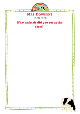 What animal did you see at the Farm.PNG