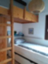 Haus Obstgärtchen Schlafzimmer 2