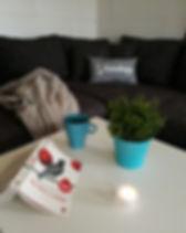 Haus Obstgärtchen Wohnzimmer