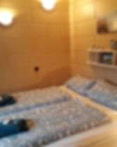 Haus Obstgärtchen Schlafzimmer 1