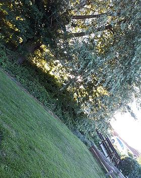 Haus Obstgärtchen Garten