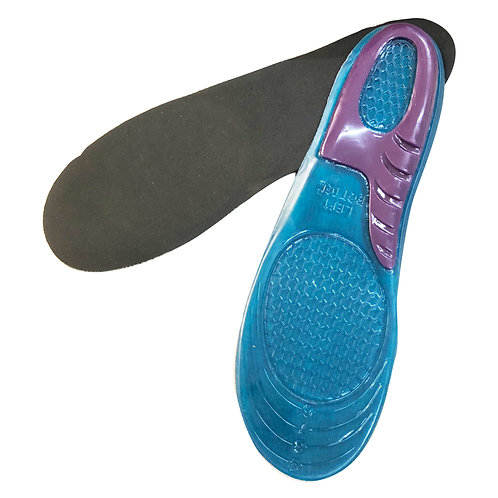 Silicone Gel Shoes Insoles/Cushions