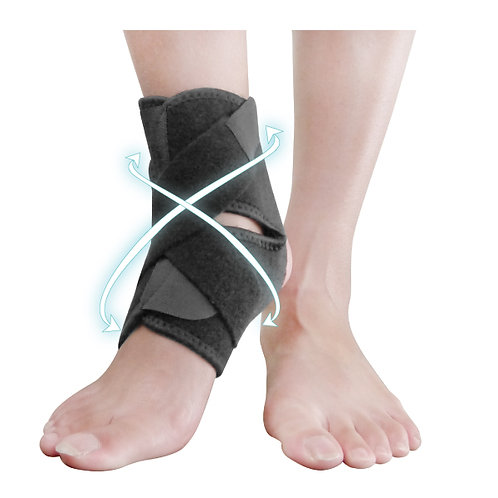 WELL-DAY Far Infrared Ankle Compression Support