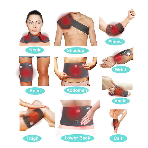 WELL-DAY Multi-Purpose Heat Therapy Wrap