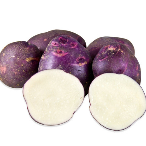 New Potatoes - Purple Viking (lb)