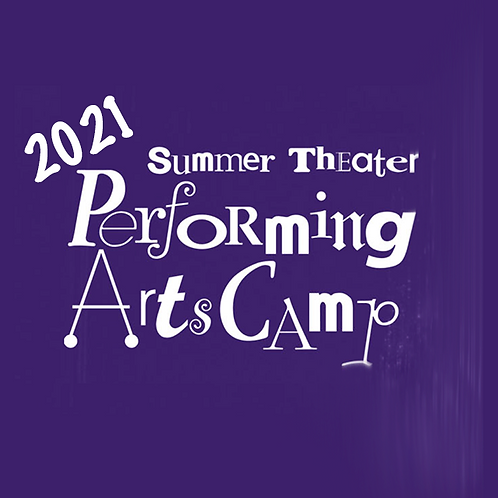 Performing Arts Camp DVDs - 2021