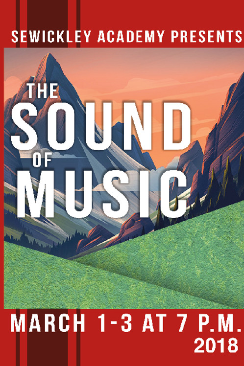 Sewickley Academy The Sound of Music DVD March 2018