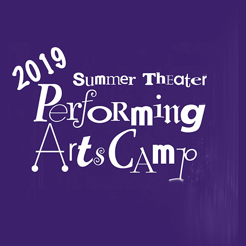 Performing Arts Camp DVDs - 2019