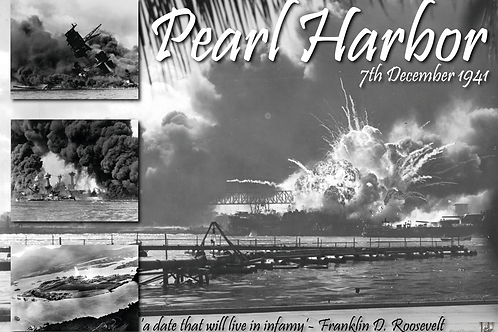 Pear Harbour Poster