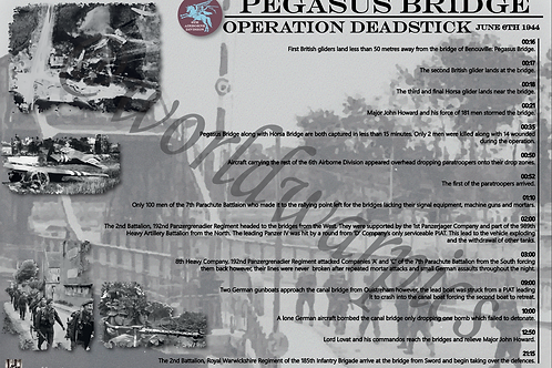 Key events of Pegasus Bridge: D-Day Download