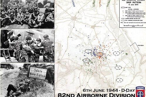 82nd Airborne Division on D-Day