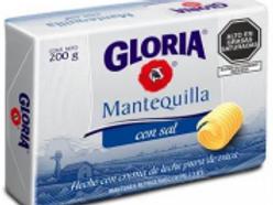 Mantequilla Gloria Barra 200 g