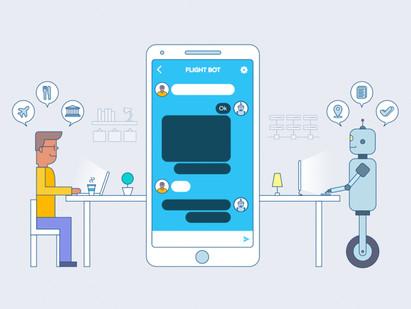 ¿Qué es un chatbot y cómo te ayuda a conseguir clientes en internet?