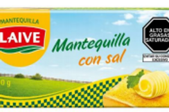 Mantequilla Laive con Sal 100 g