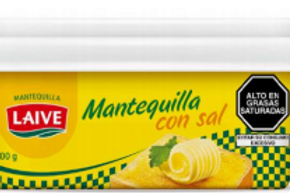 Mantequilla Laive con Sal Pote 200 g