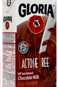 Leche Chocolate Gloria Caja