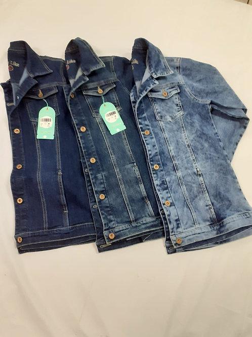 Casacas jeans dama