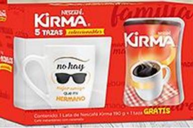 Nescafé 90 g + Taza