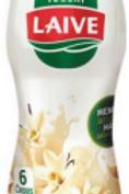 Yogurt Laive Vainilla 340 g