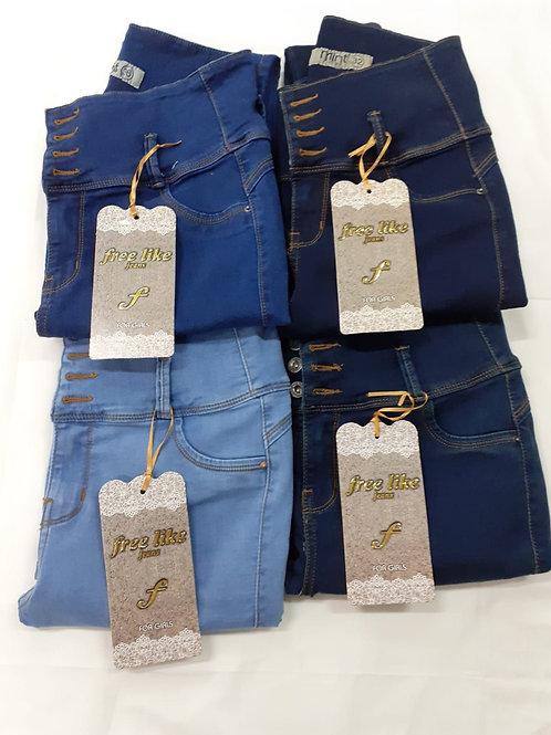 Pantalon Jeans Stresh Rubi