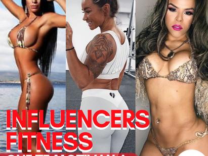 5 Influencers Fitness que te motivan a  cambiar tu estilo de vida.