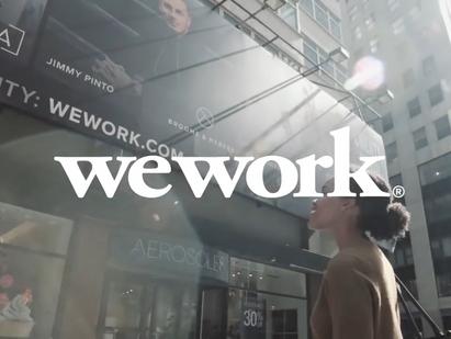 Presentación de WeWork en el SupSummit 2017