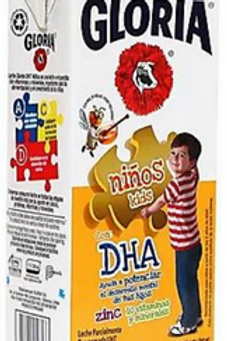 Leche Gloria Niños Caja