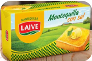 Mantequilla Laive con Sal 200 g