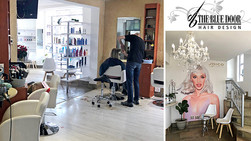 The Blue Door Hairdesign in Kensington, Jhb, has Opportunity for Commission Earner or Chair Rental