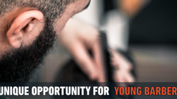 Opportunity for Young Barber to Start Own Business in Roodepoort, Jhb