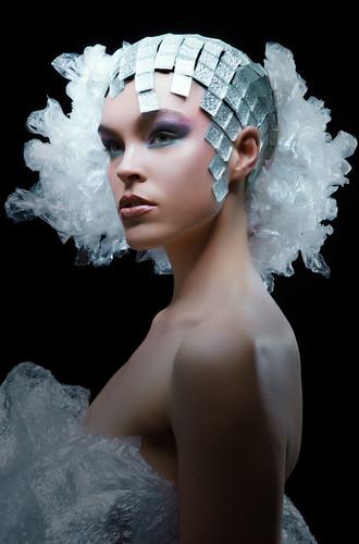 Avant Garde Inspiration: Plastik Collection by Anna Barroca, Spain
