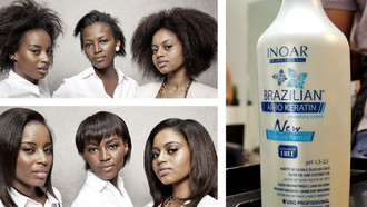Inoar Afro Brazilian Keratin System: Giving You The Option for Smooth Straight Hair!