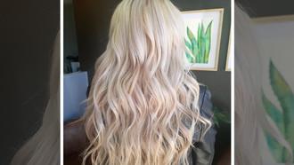 Blonde Inspiration by Shawn Bubb of Fringe Hair, Klerksdorp