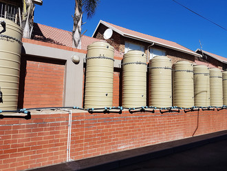 Salon Disasters - Water Shortage