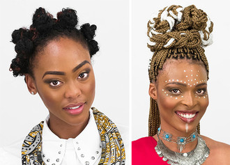 Style How-Tos – Black Panther Inspiration