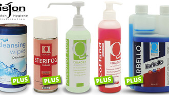 Isjon Salon Hygiene Distributors Special Offer: Starter Pack for a Safe, Compliant Salon