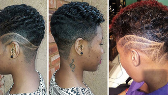 In-Salon Inspiration from Motswako Hairtrends