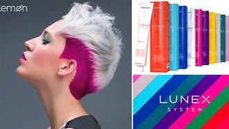 Lunex Colorful: Direct Dye Cream Fashion Shades for Condition & Shine