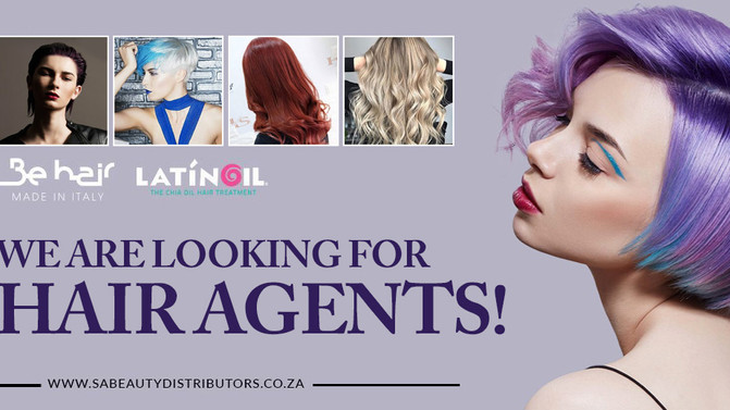 Qualified Freelance Hair Agents Needed for SA Beauty Distributors