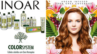 Inoar Color System – Shine, Intensity & Durability