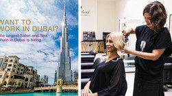 Are You a Hair Master? The Largest Salon and Spa Chain in Dubai in Hiring