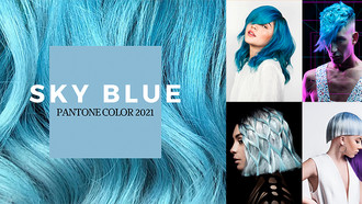 Pantone Announces 2021 Colour: Sky Blue