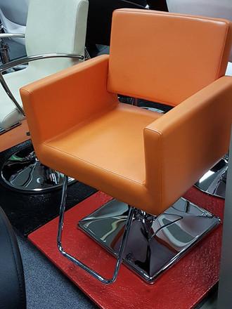 Furniture: Is Orange the New Black?