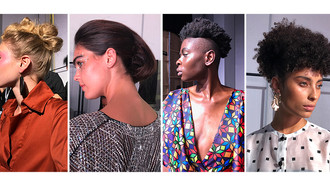 Throwback to the Top 3 Wella Professionals Looks from AFI Cape Town Fashion Week 2020