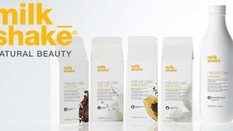 milk_shake Natural Masks: Instant Effects for All Hair Needs