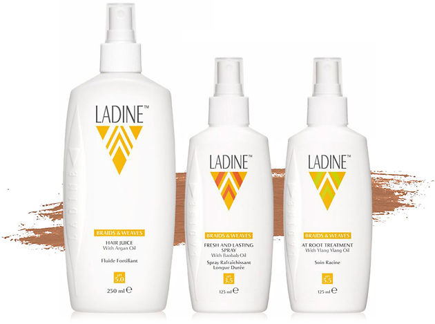 Ladine: Professional Afro Haircare with a Difference